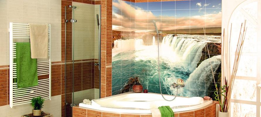 из для панно ванны фото плитки